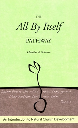 Forside -The All By Itself Pathway
