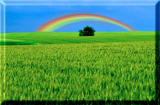 Tre åpenbaringer, grønn