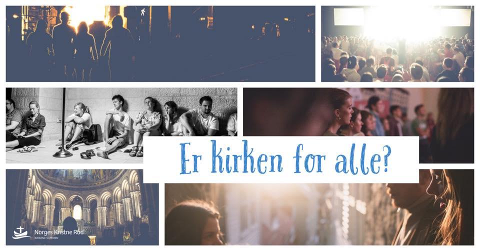 Er kirken for alle